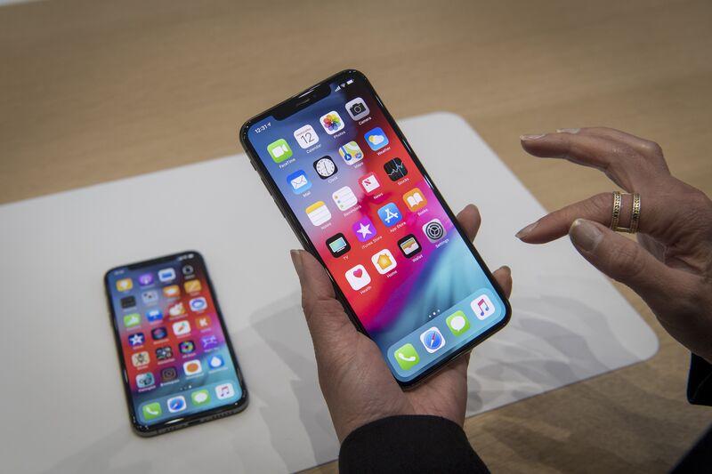 Apple Inc. lanza un bombardeo de productos con la línea y relojes de iPhone Xs