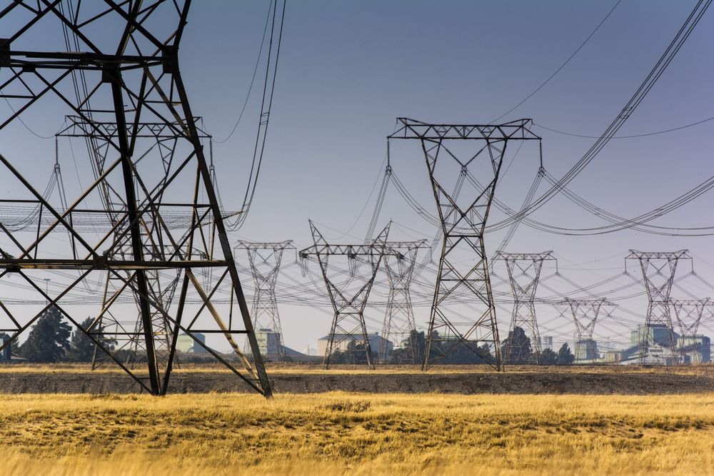 Eskom Board Member Says South Africa at Risk of Power