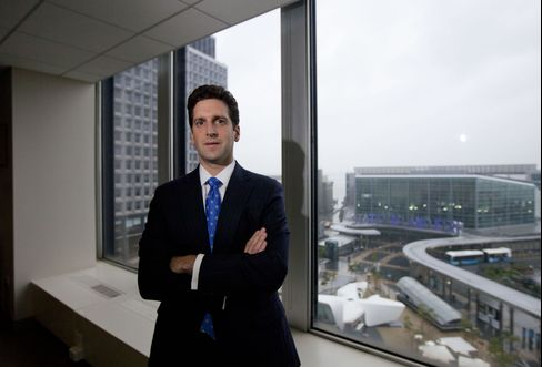 New York's Department of Financial Services' Benjamin Lawsky