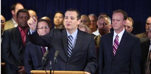 Senator Ted Cruz speaks out against Houston's subpoenas of pastoral sermons.