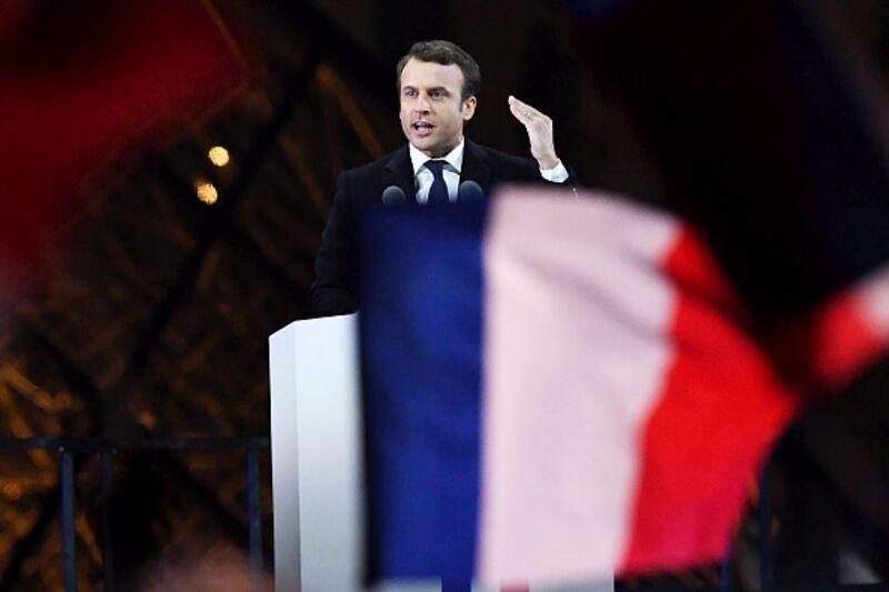 H Ευρώπη πρέπει να αρπάξει την ευκαιρία που προσφέρει ο Macron