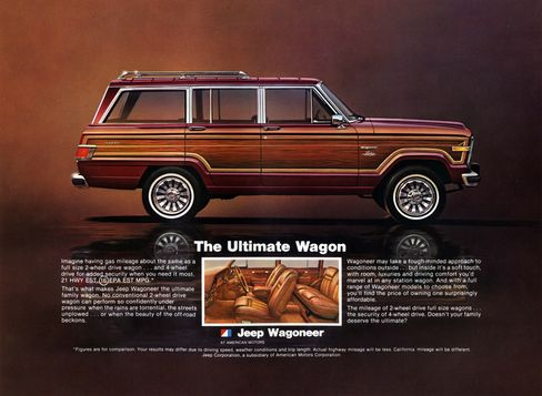 """Can a vehicle be called a classic if it's been in constant production for nearly 20 years? (We think so.) 1980 was one of the final years for the """"wrap around"""" rear tail lamps, which saw their end in 1983."""