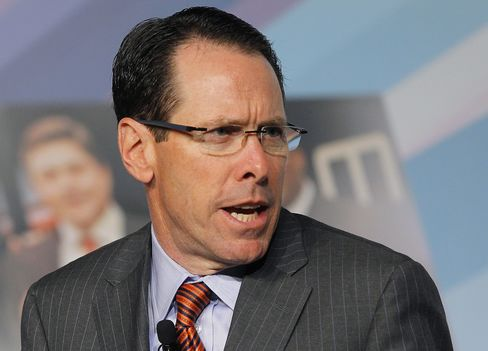 AT&T Chief Executive Officer Randall Stephenson