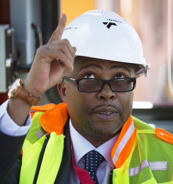 Transnet Dismisses CEO Gama