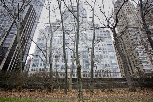 Manhattan's 15 Central Park West