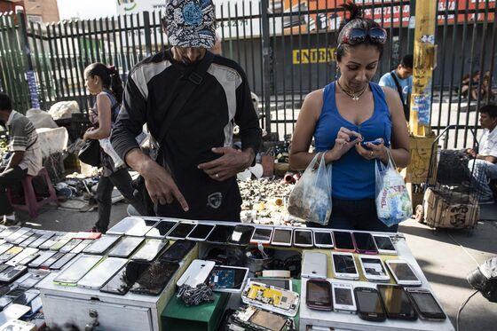 Venezuela's Meltdown Creates a Nation of Desperate Capitalists
