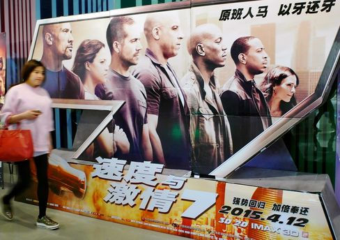 'Furious 7' races past $800 million globally