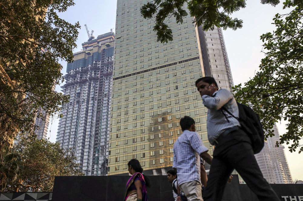 Trump Tower Developer Battles Bond Slump Amid India Cash Crunch