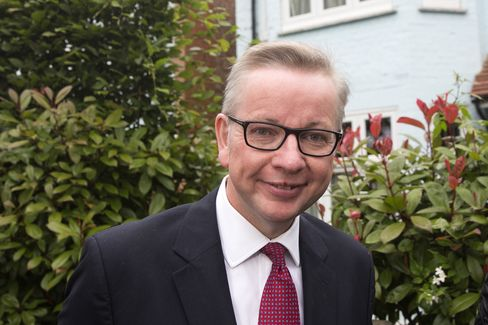 Michael Gove on July 1.