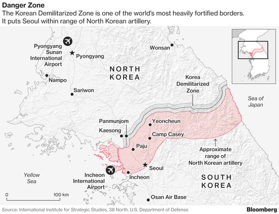 Goodbye DMZ? What an End to the Korean War Would Mean: QuickTake