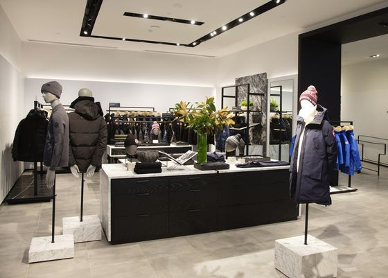 Canada Goose Stokes Investor Alarm With Shift in Business Model
