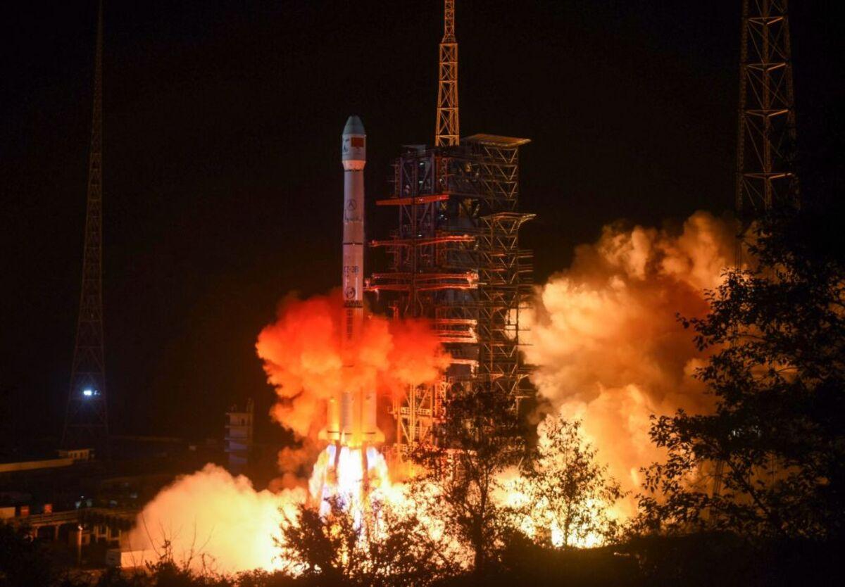 No, China Isn't Winning the Space Race