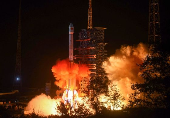Moon Landing May Fuel China's Push to Other Galaxies
