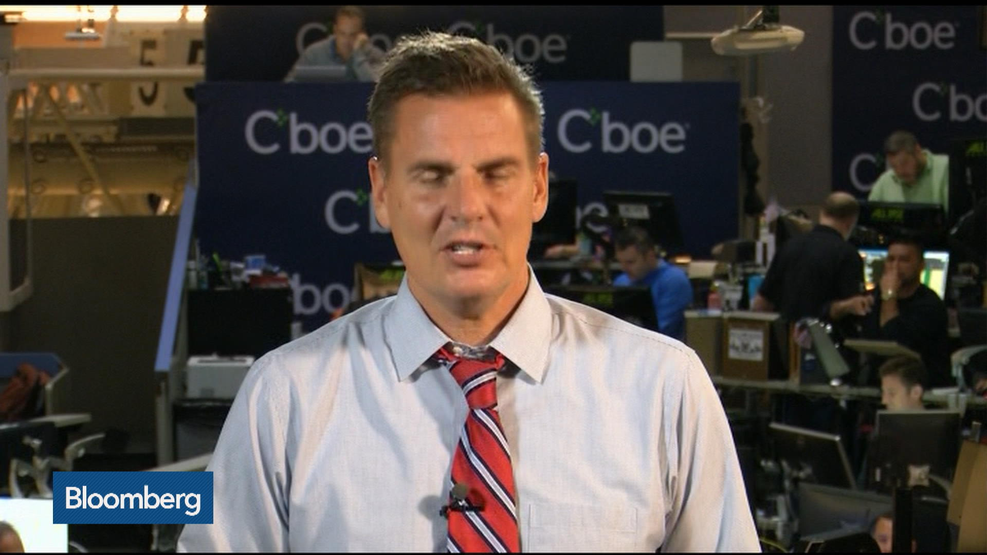 Agora's Knuckman Says VIX Fear Factor Unwound, Has Options Play for FireEye