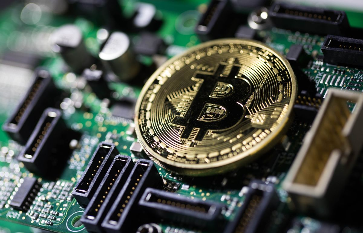 Cryptocurrency - Couverture