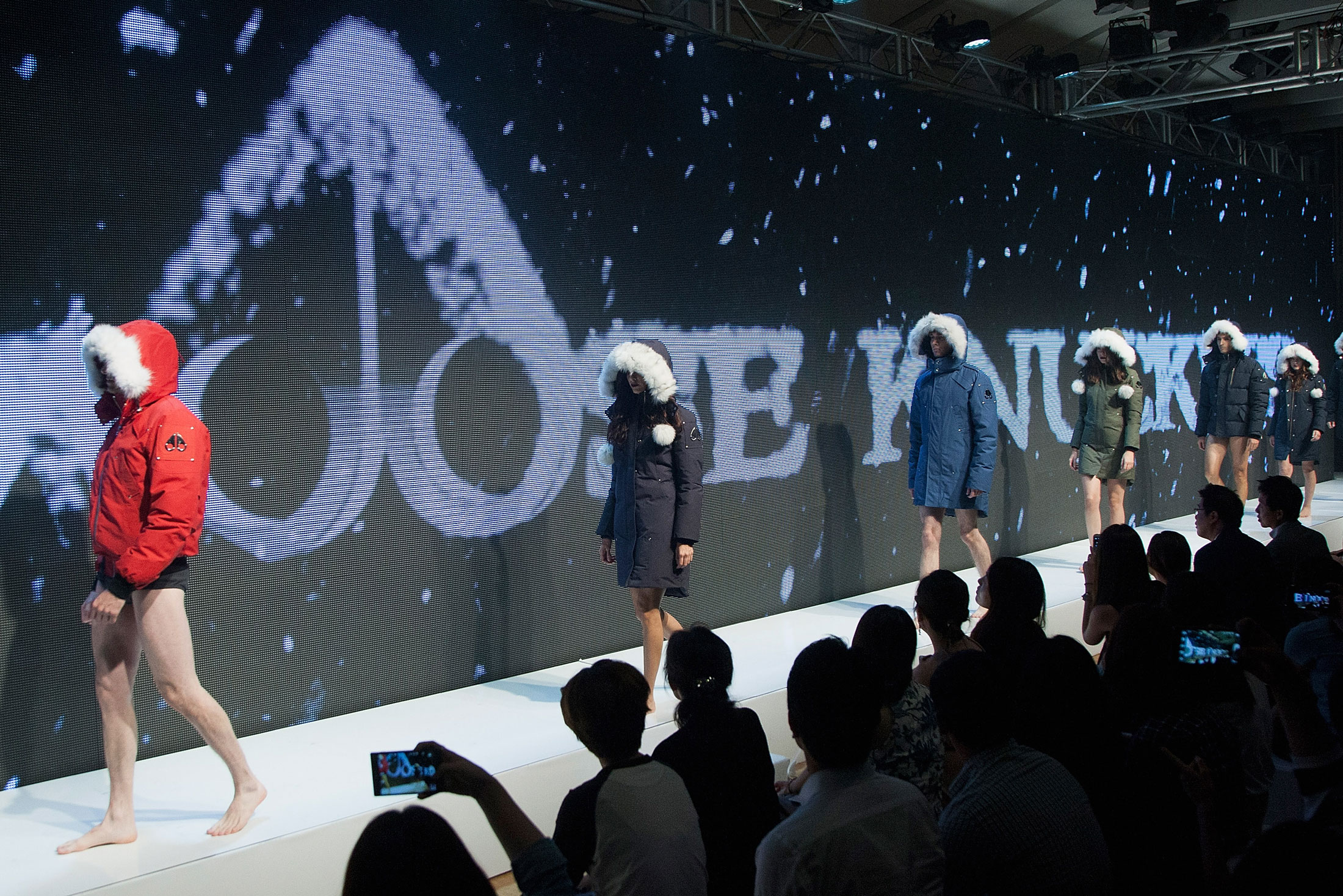 fc0f2ad76 Moose Knuckles Is Taking Aim at Canada Goose - Bloomberg