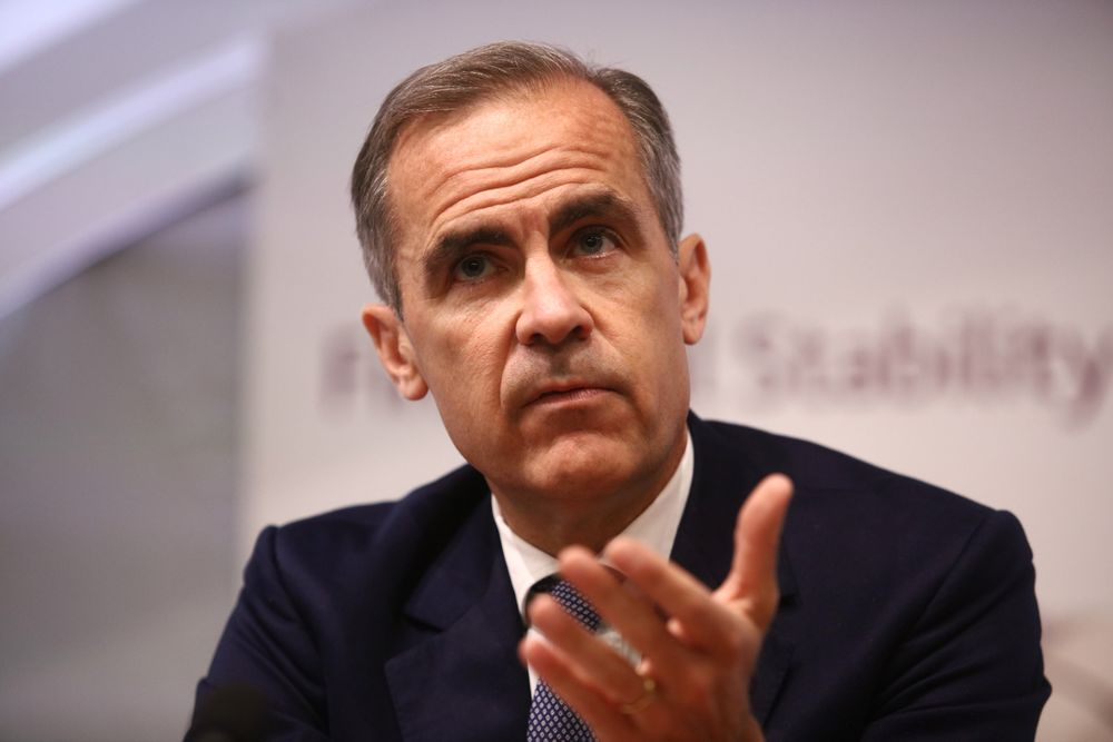 BOE's Carney Calls for Diversity to Stop Groupthink in Banking