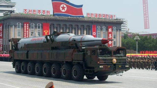 Image result for north korea nukes