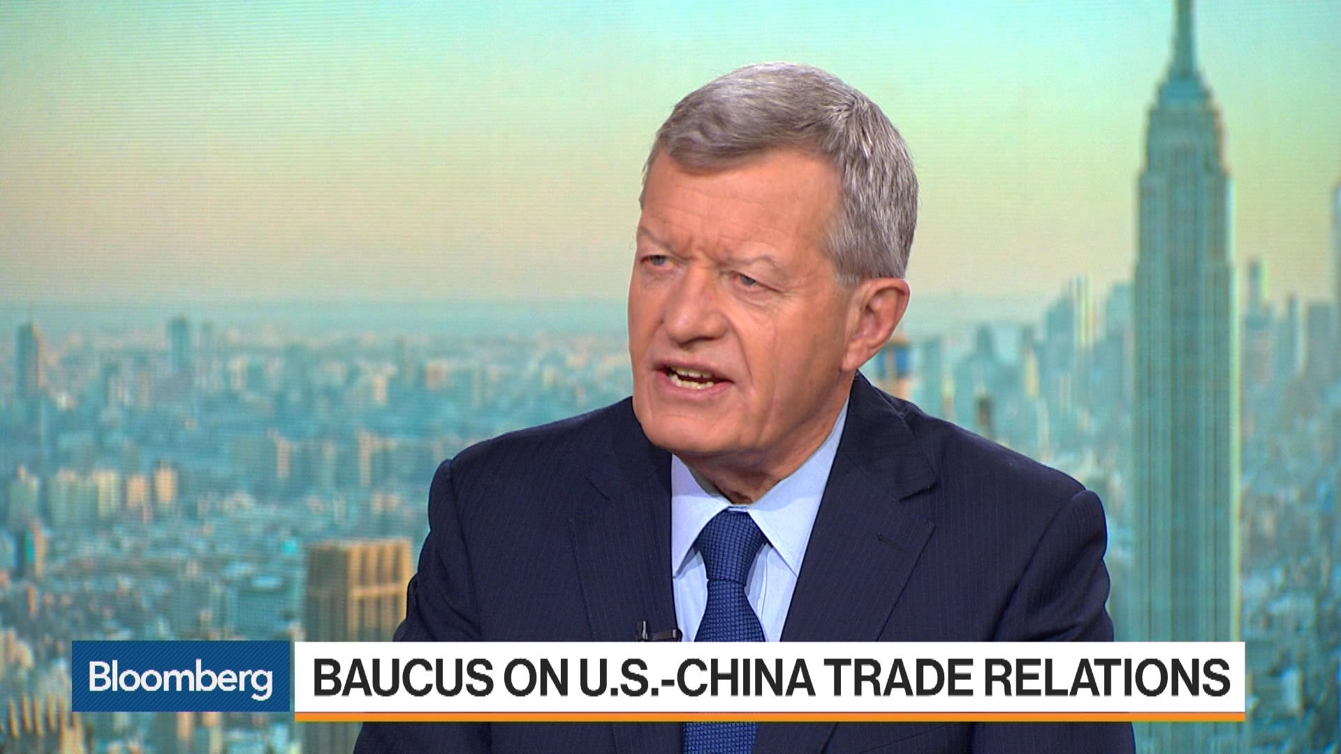 Image result for Max Baucus, on bloomberg, photos