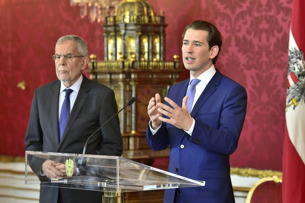 Austria's Kurz Goes for Victory Hoping to Pillage Populist Vote