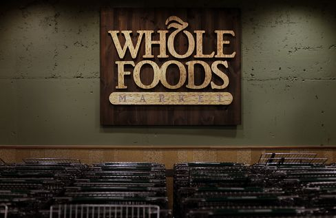 Whole Foods Net Income Rises 20% as Same-Store Sales Improve