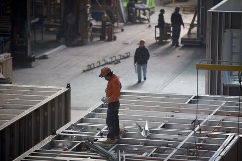 Payrolls Probably Rose as U.S. Employers Looked Past Budget Cuts