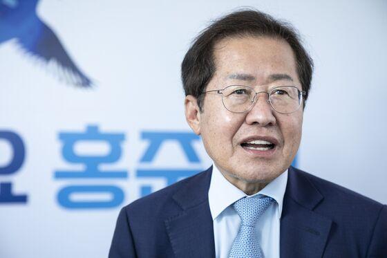 South Korea Presidential Hopeful Warns of Housing Market Crash