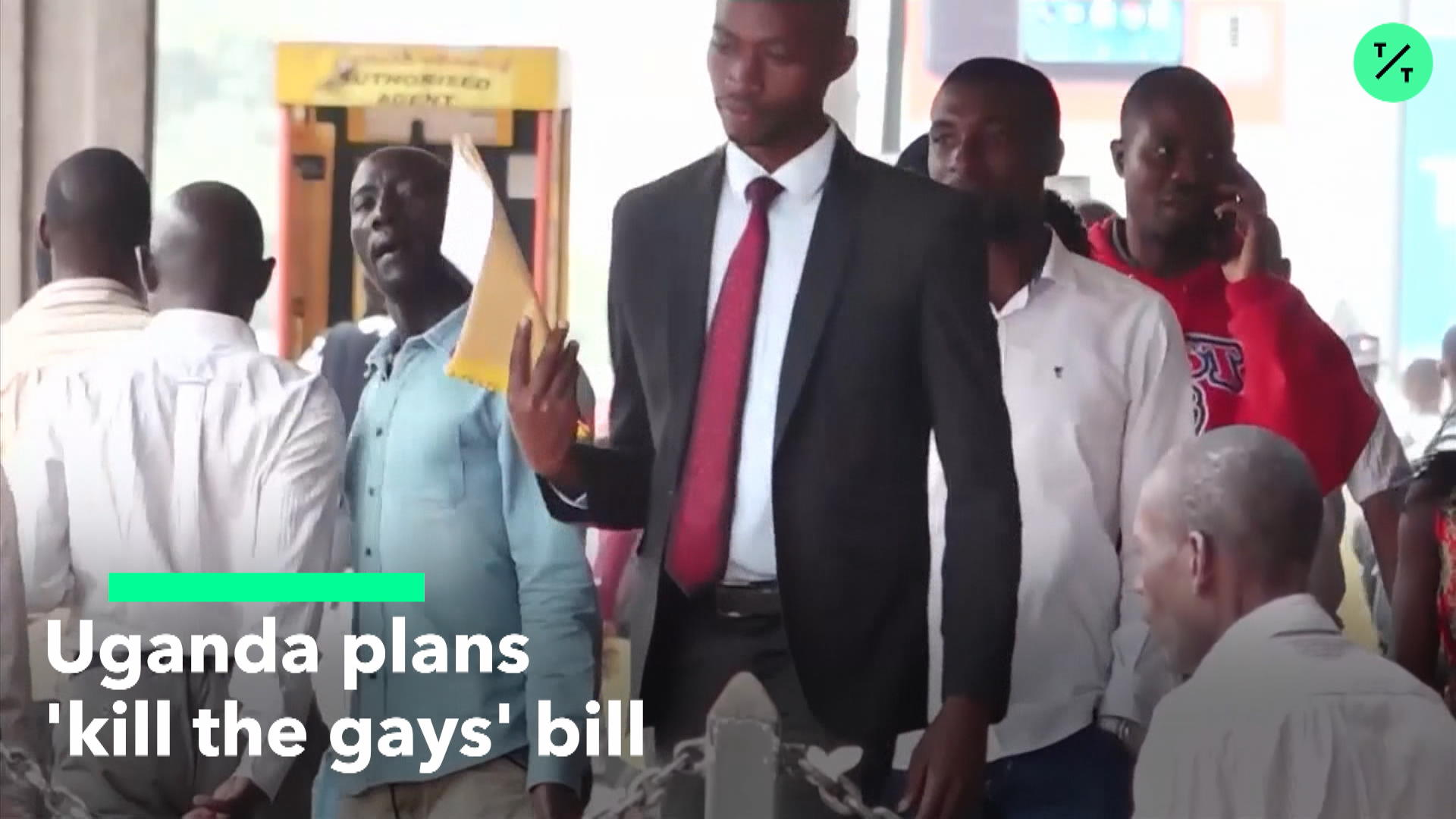 Uganda Plans 'Kill The Gays' Bill