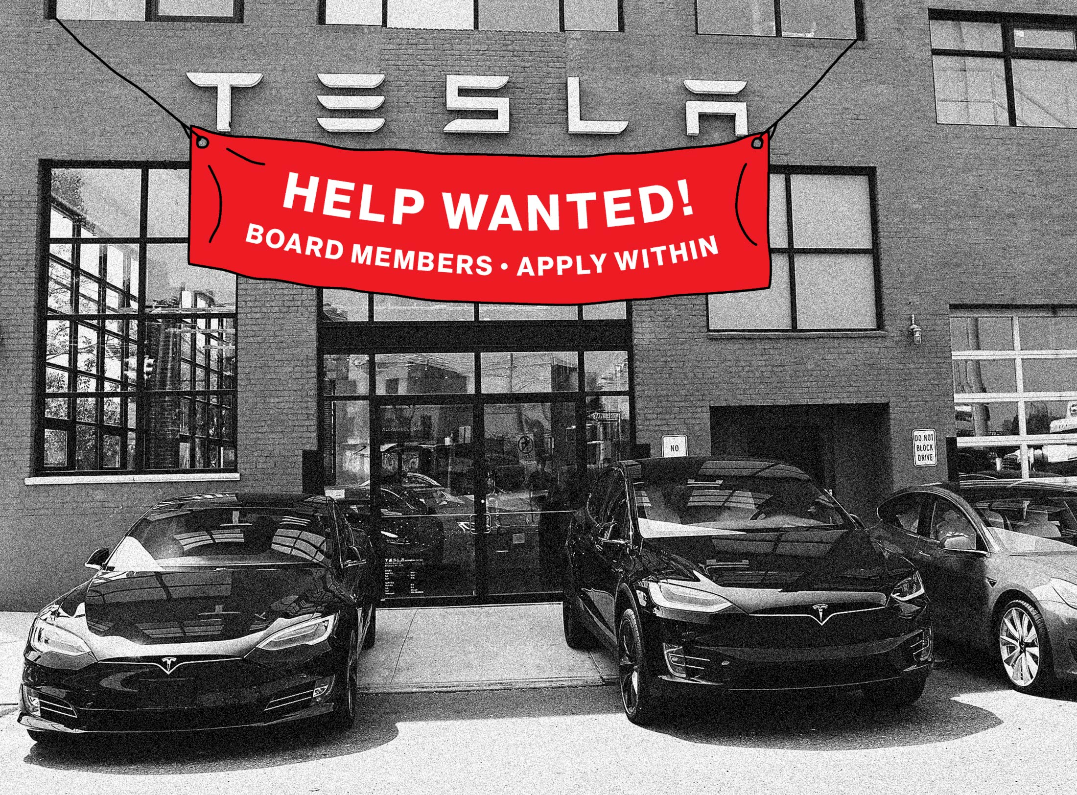 Elon Musk Doesn't Need a COO. He Needs a New Board