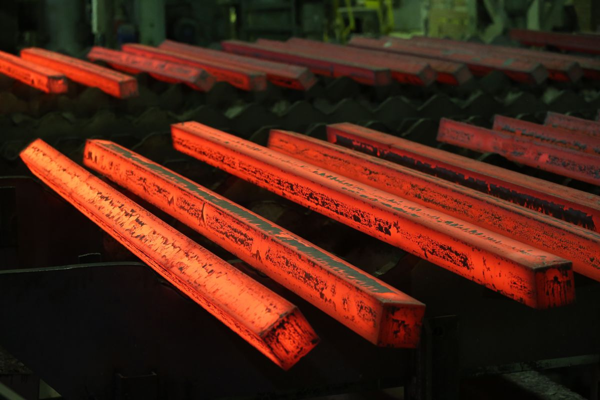 Trump's Steel Tariffs Will Hit U.S. Factories Already Jammed