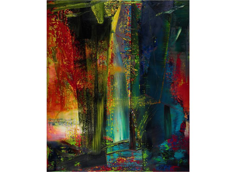 Top 10 Contemporary Artists top 10 lots fetch $177 million at london's postwar and