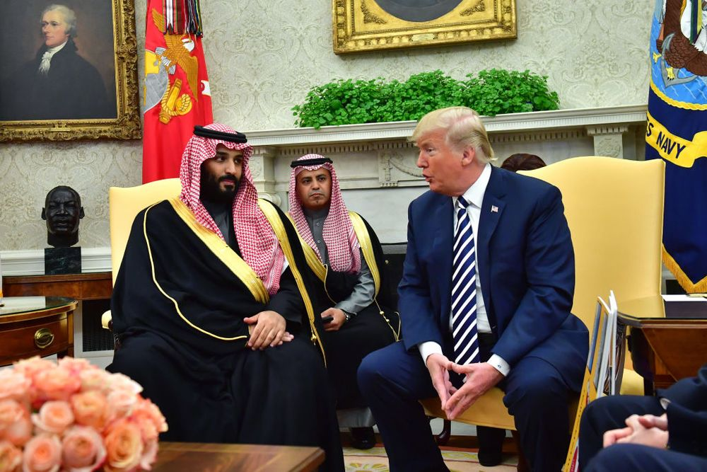 On Trump's Iran Oil Sanctions, Saudis Will Trust But Verify