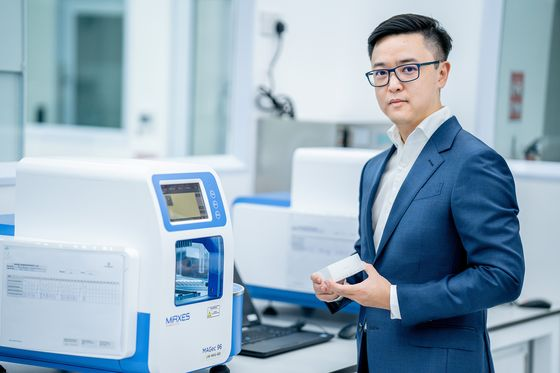 Singapore Cancer Diagnostics Startup Gets $77 Million in Funding