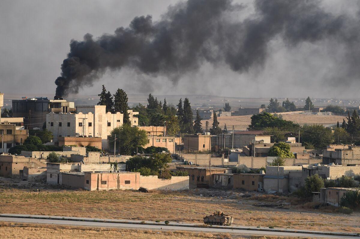 Turkey Blames Syrian Kurds for Mass Jailbreak by Islamic State