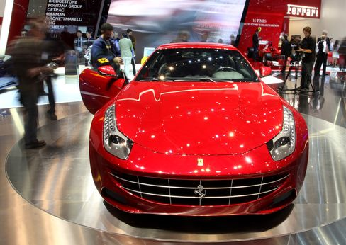 Ferrari Should Be Valued at $7.3 Billion in IPO, Marchionne