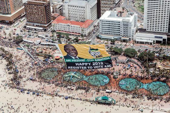 Land Seizures, New Jobs Top ANC's S. Africa Election Pledges