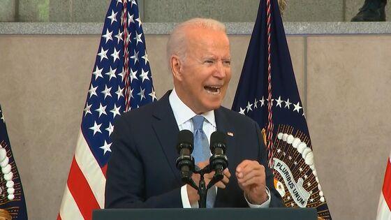 Biden Calls Voting Rights Bills 'Imperative' to Fight GOP Curbs