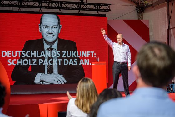 Olaf Scholz Had a Plan to Win the German Vote. But First He Needed a Crisis