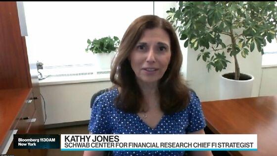Slow Fed Tapering Would Send Yields Higher, Schwab's JonesSays
