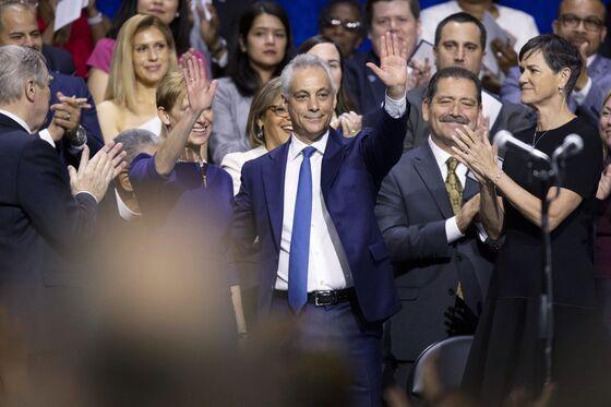 Ocasio-Cortez Urges Senate to Reject Emanuel's Nomination