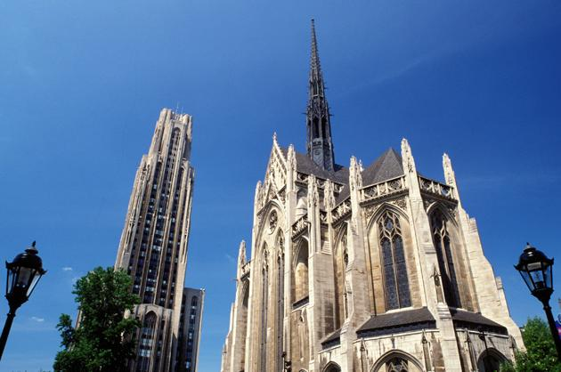 55. University of Pittsburgh
