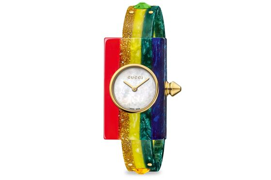 The Best Rainbow Watches, From Diamond-Studded to Digital