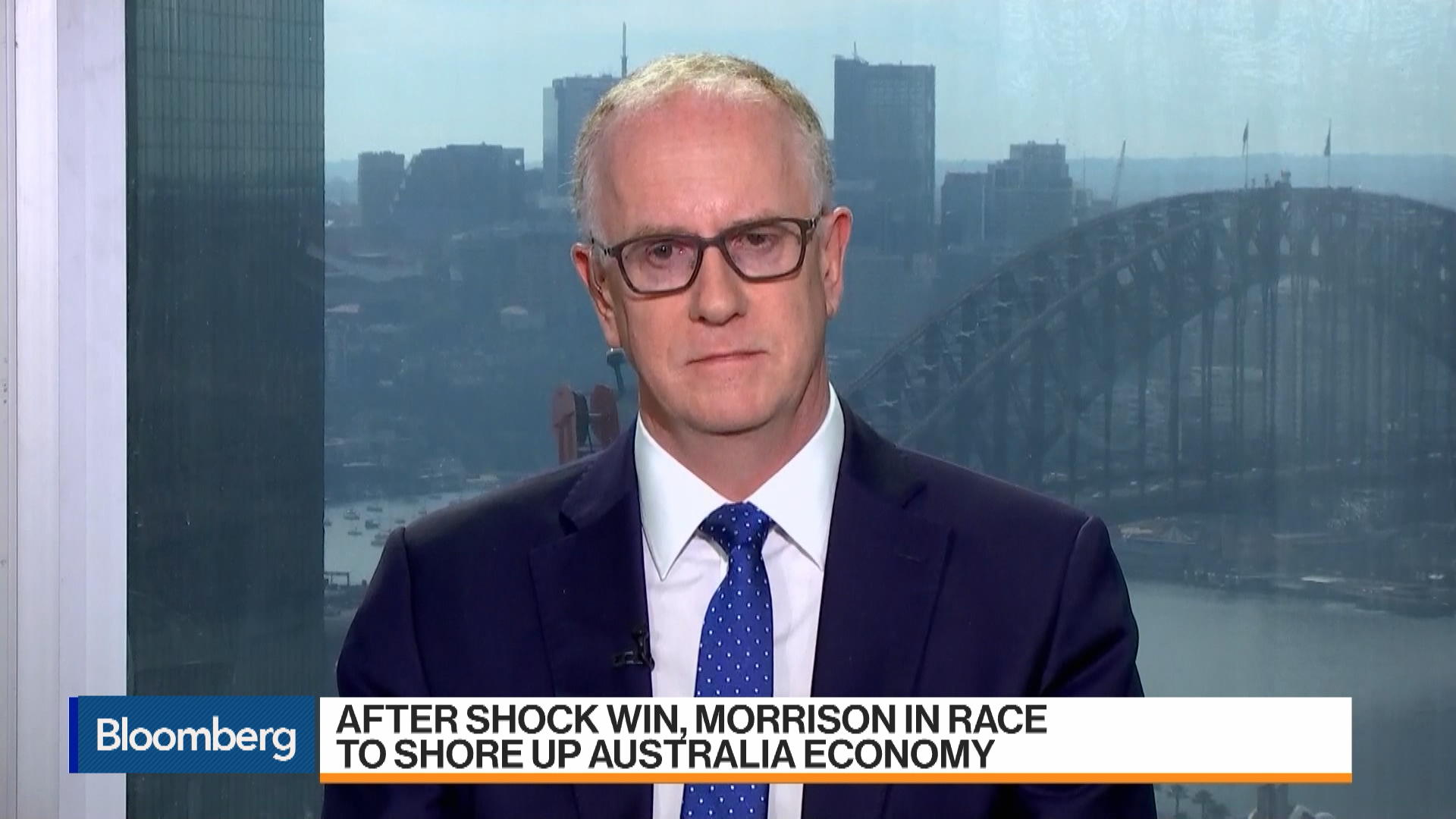 Newton Investment's Brain Sees Australian Economy Slowing Domestically