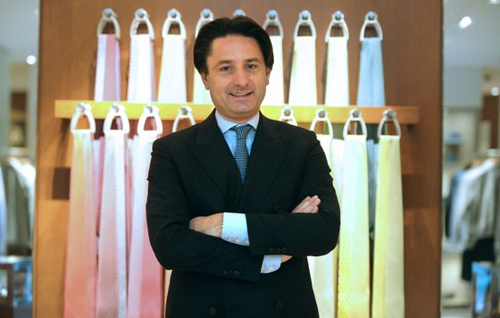 Hermes Faces a Long, Slow Demise for the $195 Necktie