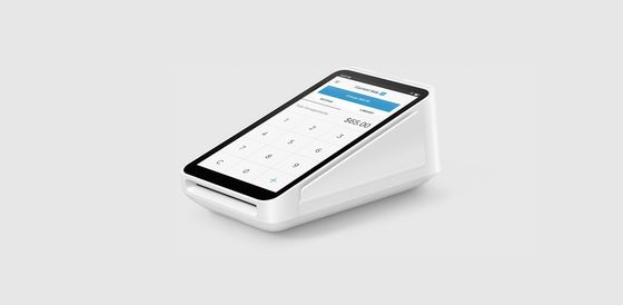 Square Unveils 'Terminal' to Rival Keypad Credit-Card Machines