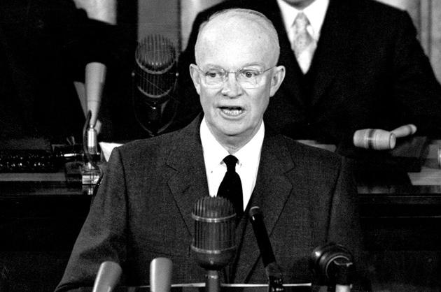 Dwight Eisenhower, 1953