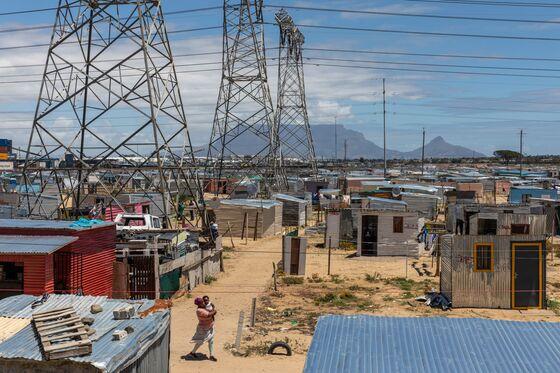 Eskom Bailout Emerging as Equity Swap by Biggest Bondholder