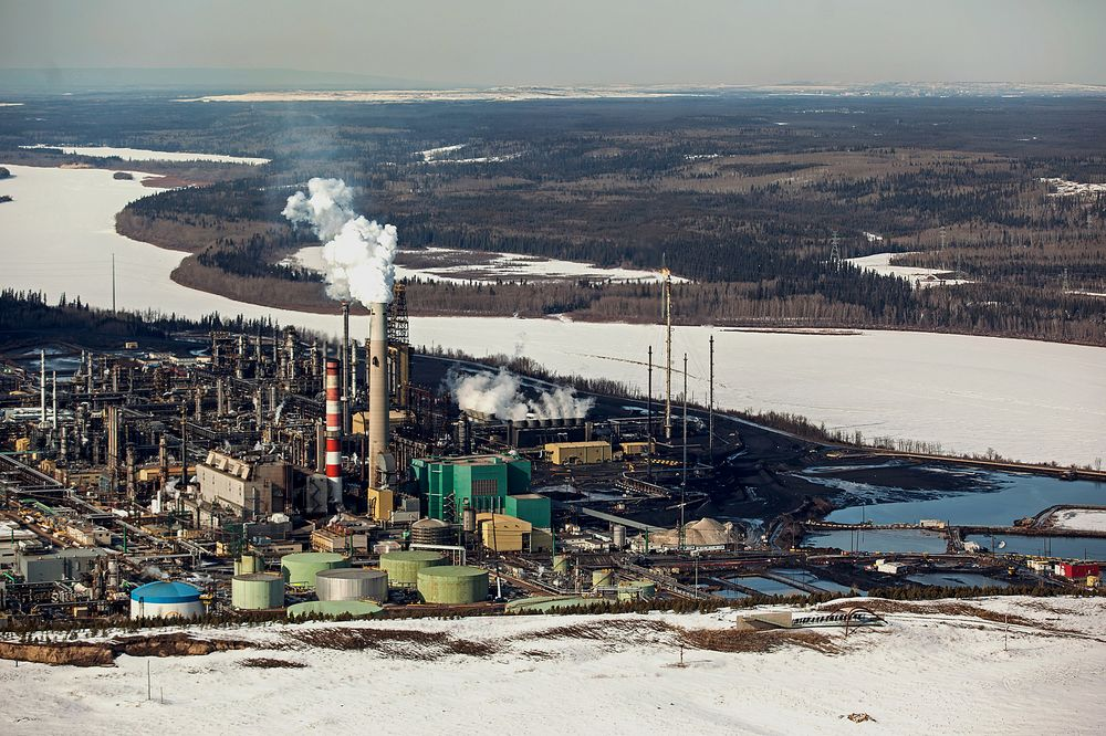 The Dirty Truth About Canada's Energy Future - Bloomberg
