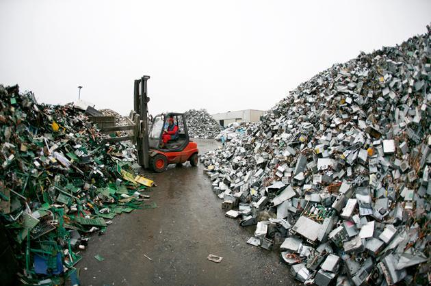 Creating E -Waste