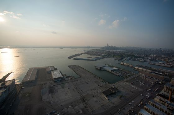 Brooklyn Waterfront Lands Role in State's Offshore Wind Push
